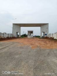 1350 sqft, Plot in Builder nandanavanam satvika villa villaplots gated community Duvvada, Visakhapatnam at Rs. 17.2500 Lacs