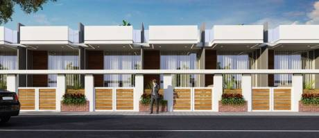 1050 sqft, 3 bhk Villa in Builder Platinum paradise on AB road near malwa institute of technology Jhalaria, Indore at Rs. 55.0000 Lacs