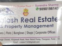 kalash real estate