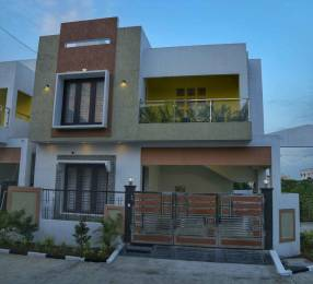 1387 sqft, 3 bhk IndependentHouse in Builder Sharvika Properties duplex villa 3BHK West Tambaram, Chennai at Rs. 68.0000 Lacs