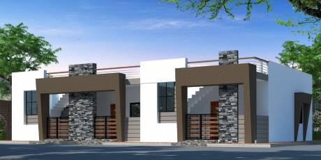 500 sqft, 1 bhk IndependentHouse in Shantinath Shanti Nath New Star City Nihalpur Mundi, Indore at Rs. 21.5000 Lacs