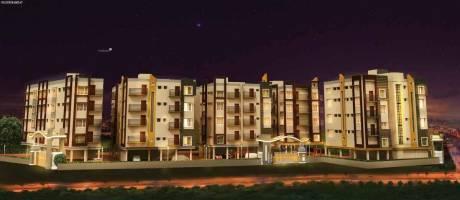 1036 sqft, 2 bhk Apartment in Builder Plezer Habitat B T Road, Kolkata at Rs. 25.3820 Lacs