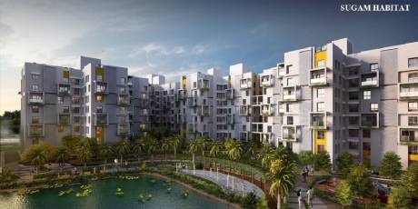 1030 sqft, 2 bhk Apartment in Sugam Habitat Picnic Garden, Kolkata at Rs. 59.7400 Lacs