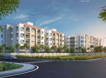 566 sqft, 1 bhk Apartment in Eden Tolly Cascades Joka, Kolkata at Rs. 15.8480 Lacs
