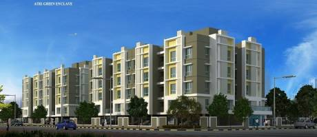 795 sqft, 2 bhk Apartment in Atri Green Enclave Narendrapur, Kolkata at Rs. 21.4650 Lacs