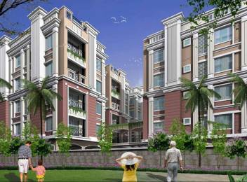 1612 sqft, 3 bhk Apartment in Builder Project E M Bypass, Kolkata at Rs. 88.6600 Lacs