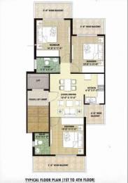 1100 sqft, 3 bhk BuilderFloor in Builder Auric Floors Sector 85, Faridabad at Rs. 44.9500 Lacs