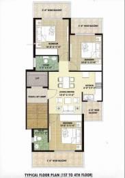 1150 sqft, 3 bhk BuilderFloor in Builder Auric Floors Sector 85, Faridabad at Rs. 44.9000 Lacs