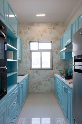 1180 sqft, 3 bhk Apartment in Ashwin Sheth Group Zuri Thane West, Mumbai at Rs. 1.6500 Cr