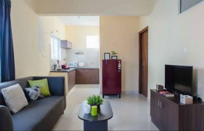 700 sqft, 2 bhk Apartment in Builder Homer StayAbode HSR Layout, Bangalore at Rs. 42000