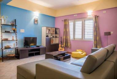 250 sqft, 1 bhk Apartment in Builder Rosie StayAbode BTM Layout, Bangalore at Rs. 11000