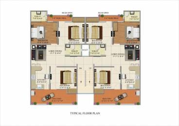 1527 sqft, 3 bhk BuilderFloor in Builder Project Sirol Main, Gwalior at Rs. 34.0000 Lacs