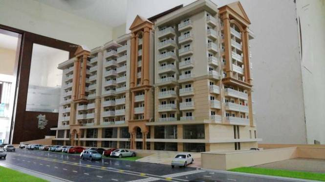 1475 sqft, 3 bhk Apartment in Builder Cosmo Empire Sirol Main, Gwalior at Rs. 34.5000 Lacs