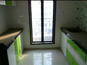 650 sqft, 1 bhk Apartment in Rajshree Clover Airoli, Mumbai at Rs. 28000