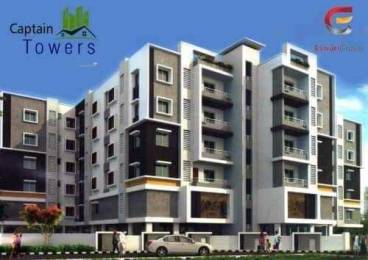 1100 sqft, 2 bhk Apartment in Builder Eswari group Seethammadhara, Visakhapatnam at Rs. 66.0000 Lacs