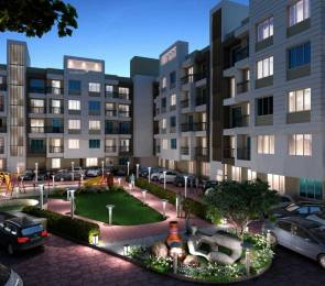 595 sqft, 1 bhk Apartment in Pooja Narayan Shopping Park Boisar, Mumbai at Rs. 16.9900 Lacs