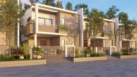 1740 sqft, 3 bhk Villa in Builder Jns hill view Mallampet, Hyderabad at Rs. 77.0000 Lacs