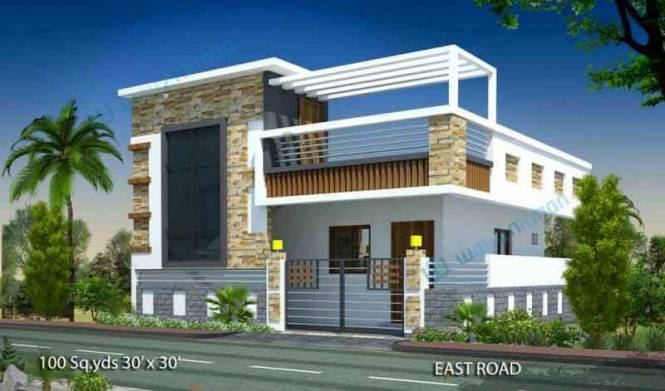 900 sqft, 2 bhk Villa in Builder SUMMER PARK COLONY Nipania, Indore at Rs. 52.0000 Lacs