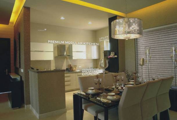 1895 sqft, 3 bhk Apartment in Microtek Greenburg Sector 86, Gurgaon at Rs. 1.3600 Cr