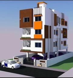 1108 sqft, 2 bhk Apartment in Builder Project Pratap Nagar, Nagpur at Rs. 60.9400 Lacs
