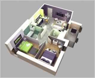 1050 sqft, 2 bhk Apartment in Builder homes ags JP Nagar Phase 7, Bangalore at Rs. 30.0000 Lacs
