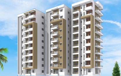 1080 sqft, 2 bhk Apartment in Builder ASRITHAS GROUP JEWELS COUNTY Krishna Reddy Pet, Hyderabad at Rs. 43.0500 Lacs
