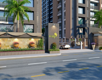 667 sqft, 1 bhk Apartment in Builder Green grouppalanpur canal road Jahangirabad, Surat at Rs. 18.4000 Lacs