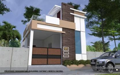 1100 sqft, 2 bhk Villa in Builder Project Gerugambakkam, Chennai at Rs. 62.0000 Lacs