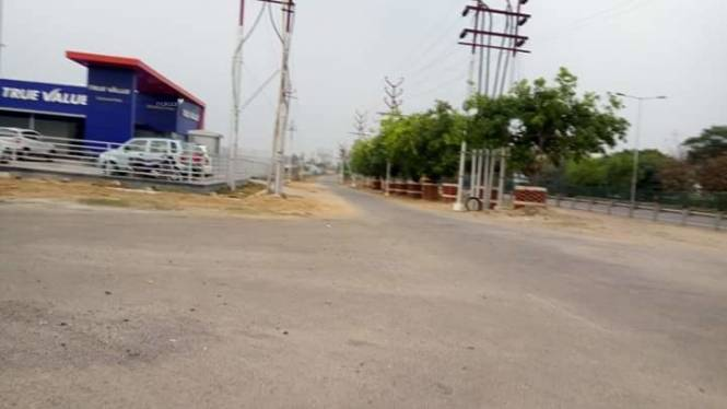 1100 sqft, Plot in Builder Project Kamta, Lucknow at Rs. 3.8500 Lacs