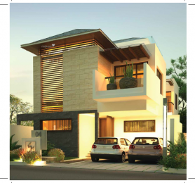3140 sqft, 4 bhk Villa in Mantri Euphoria Narsingi, Hyderabad at Rs. 2.6000 Cr