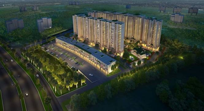 1859 sqft, 4 bhk Apartment in Builder Luxury flat Sector 126 Mohali, Mohali at Rs. 1.0571 Cr