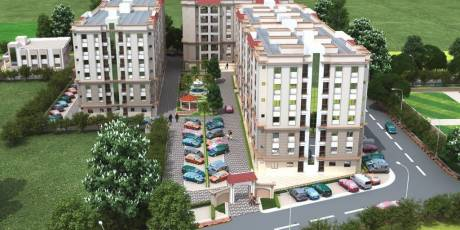 656 sqft, 1 bhk Apartment in Builder Project Besa, Nagpur at Rs. 11.6000 Lacs