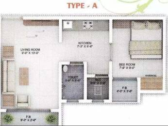 557 sqft, 1 bhk Apartment in Seven Eleven Apna Ghar Mira Road East, Mumbai at Rs. 39.5000 Lacs