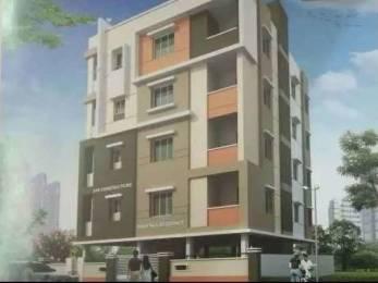 1100 sqft, 3 bhk Apartment in Builder Vinayaka residency PM Palem Main Road, Visakhapatnam at Rs. 36.3000 Lacs