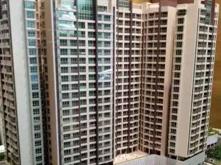 1280 sqft, 2 bhk Apartment in Sonam Indraprasth Mira Road East, Mumbai at Rs. 1.2700 Cr