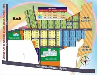 900 sqft, Plot in Builder rampur naini Naini, Allahabad at Rs. 9.0000 Lacs
