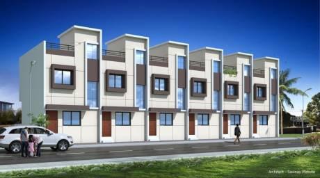900 sqft, 2 bhk Villa in Bhuvi Madhurban Villa Beed Bypass Padegaon, Aurangabad at Rs. 32.0000 Lacs