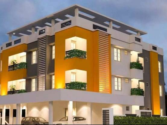 950 sqft, 2 bhk Apartment in Builder Project Palarivattom, Kochi at Rs. 45.0000 Lacs