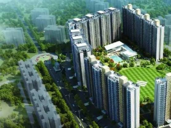 1155 sqft, 2 bhk Apartment in Eldeco Live By The Greens Sector 150, Noida at Rs. 51.2000 Lacs