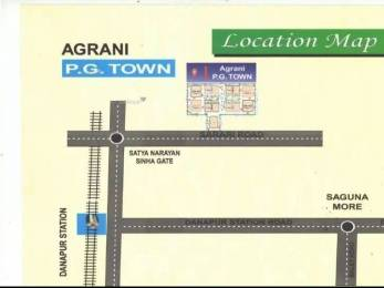 1300 sqft, 3 bhk Apartment in Builder Agrani pg town Danapur Khagaul Road, Patna at Rs. 30.0000 Lacs