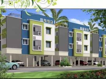1200 sqft, 2 bhk Apartment in Sharvika Properties Sharivika Aishwaryam West Tambaram, Chennai at Rs. 41.5000 Lacs