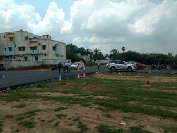910 sqft, 2 bhk Villa in Builder Project Manivakkam, Chennai at Rs. 49.2555 Lacs