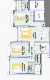 1100 sqft, 3 bhk Apartment in Gurukrupa Marina Enclave Malad West, Mumbai at Rs. 2.0343 Cr
