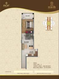 475 sqft, 1 bhk Apartment in ROF Ananda Sector 95, Gurgaon at Rs. 14.9200 Lacs