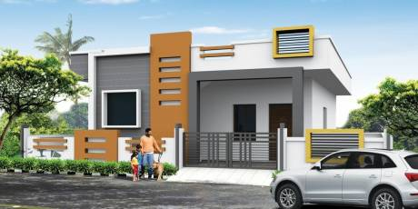 1350 sqft, 2 bhk IndependentHouse in Sai Mithra Projects Happy Township Kanchikacherla, Vijayawada at Rs. 26.0000 Lacs