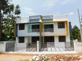 1301 sqft, 3 bhk IndependentHouse in Builder Project Thachottukavu Thirumala Road, Trivandrum at Rs. 41.0000 Lacs
