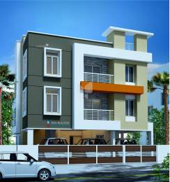 640 sqft, 2 bhk Apartment in Builder Happy homes ambattur Ambattur, Chennai at Rs. 35.2000 Lacs