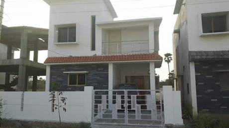 1531 sqft, 3 bhk Villa in Green Beverly Slopes Shamshabad, Hyderabad at Rs. 75.0000 Lacs