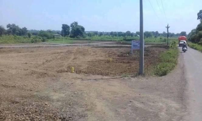 1400 sqft, Plot in Builder plot for sale wardha road nagpur Wardha Road, Nagpur at Rs. 6.0000 Lacs