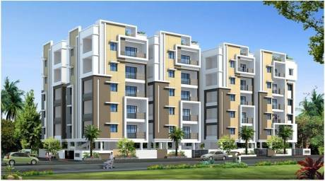1217 sqft, 2 bhk Apartment in Builder infocity excellence Nallagandla Gachibowli, Hyderabad at Rs. 47.8007 Lacs